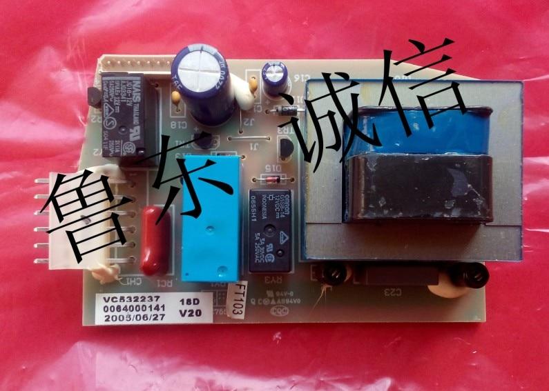 Haier refrigerator power board control board main control board 0064000141 for models BCD-238A haier refrigerator power board master control board inverter board 0064000489 bcd 163e b 173 e etc