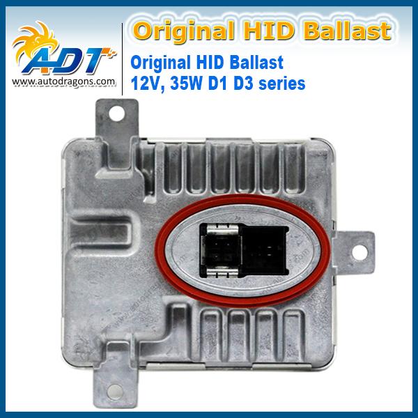 OEM! 12V35W D1/D3 Originais ESCONDEU Faróis de Xenônio Reatores UNIDADE Módulo de Controle OEM 63117237647 Para BMW Série X1 2009-2012