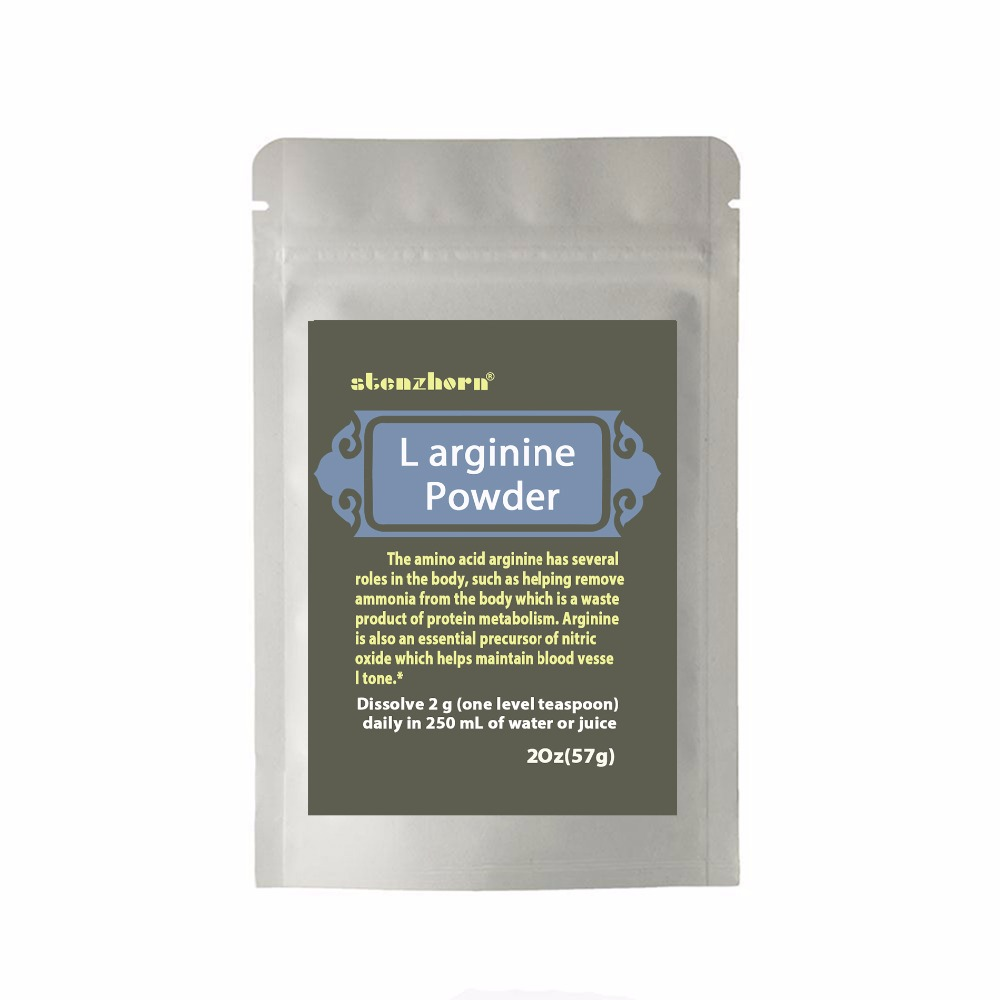 L Arginine  Powder 2OZ  ESSential Precursor Lf Nitric Oxide* Helps Maintain Healthy Blood Vessel Tone*
