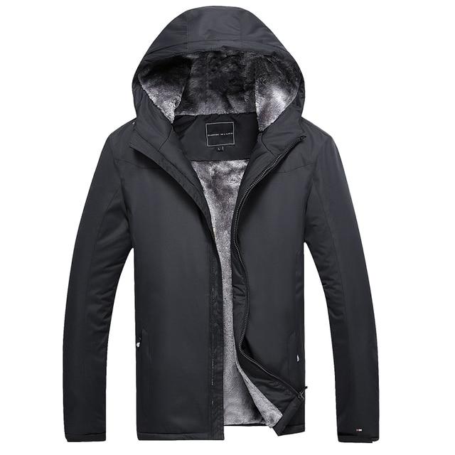 Trench Coat Men 2017 Autumn Short Windproof Winter Jackets Men Jacket Casual Hoodie Windbreaker Fashion Zipper Coat  for Men