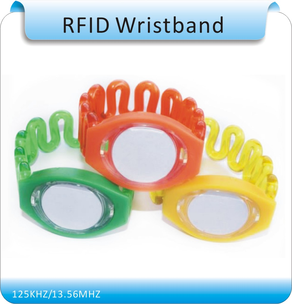 Free shipping 10pcs 125khz TK4100 Waterproof  plastic rfid wristband RFID tag for swimming pool,gym club,spa club 1000pcs long range rfid plastic seal tag alien h3 used for waste bin management and gas jar management