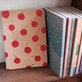 12.5*9 cm Velho Paiting Adorável Bonito Cadernos Para a Escrita 8 Tipos Diário Livro Papelaria Escritório Escolas Suprimentos