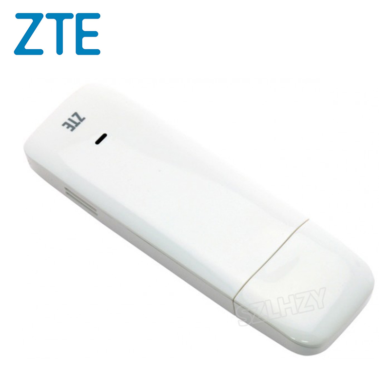 Hot Cheaper Unlocked ZTE MF636 3G USB Modem 3G 7.2 Mb/s dongle PK HUAWEI xiaomi for office home laptop(China)