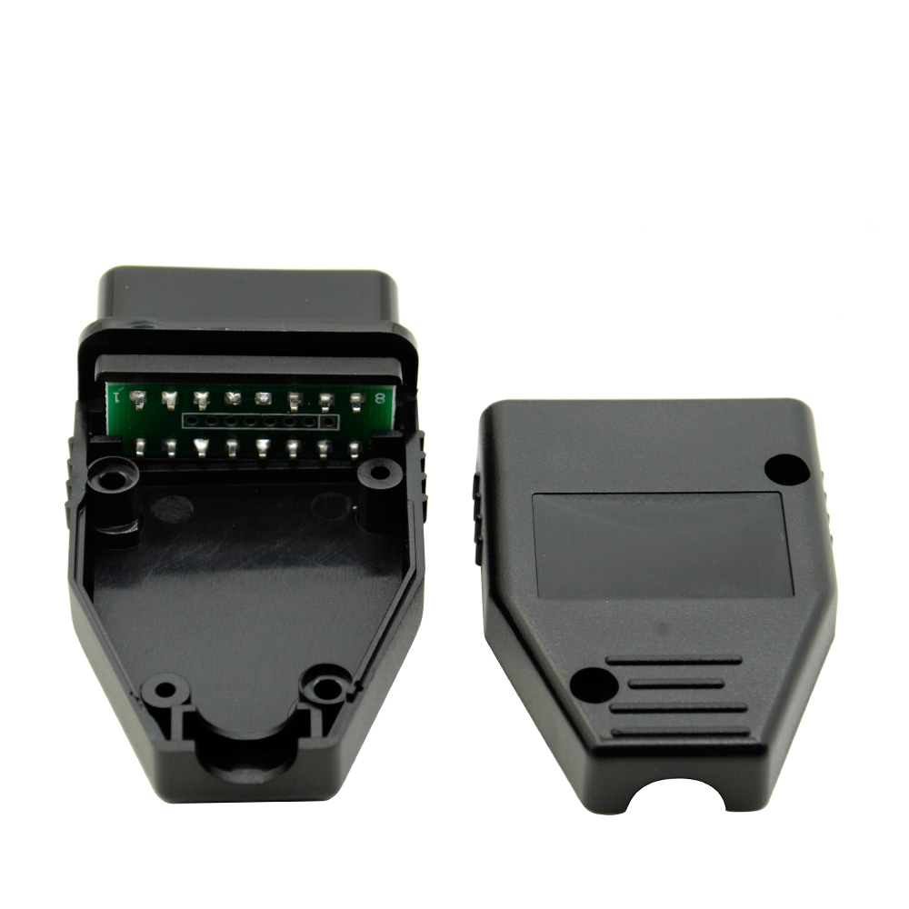 Connector Auto-Diagnostic-Tool JOBD EOBD2 ODBII Male Ce 16-Pin Universal Best-Price Wholesale title=