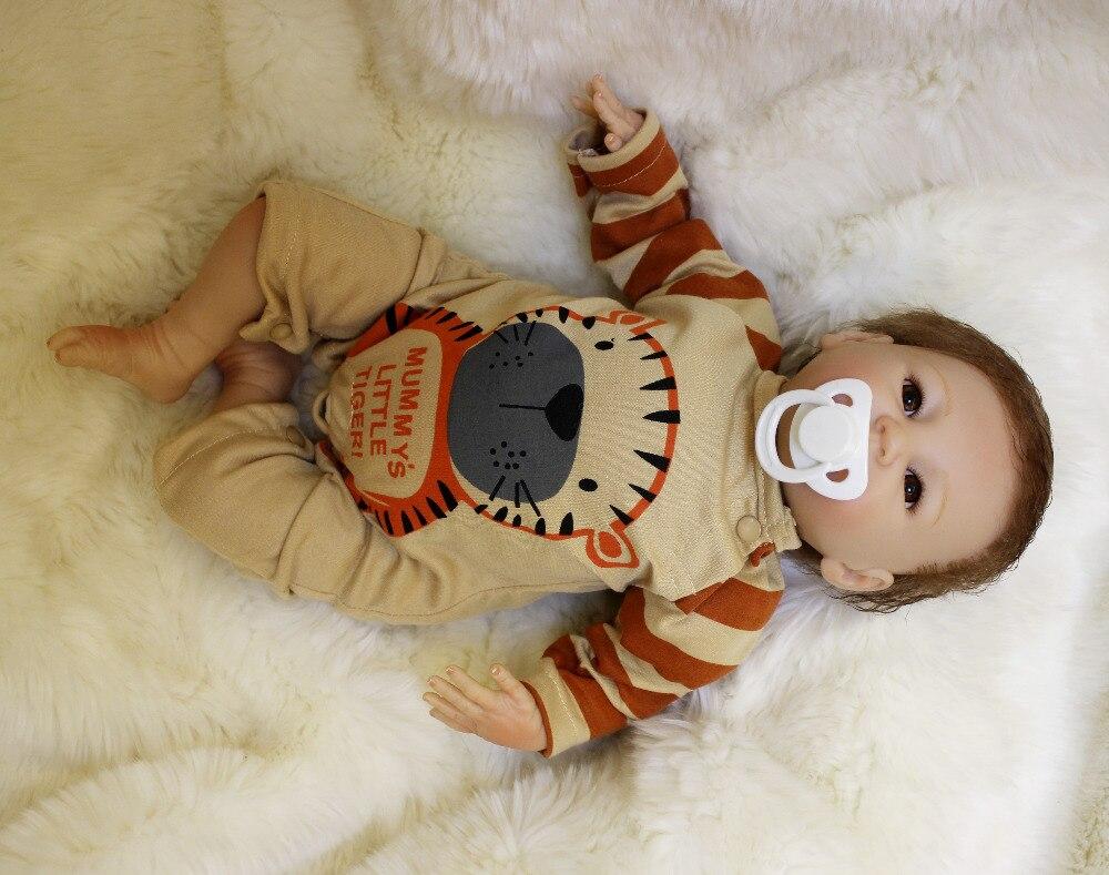 Alive 18 Newborn Baby Dolls Premmie Baby Doll Realistic font b Bebe b font Reborn Kids
