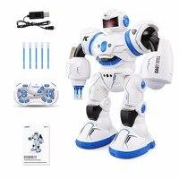 JJRC R3 RC Roboter Kit CADY WIRD Sensor Control Intelligente Kampf Tanzen Geste Roboter Spielzeug für Kinder Weihnachten Geschenk VS r1 R2|robot toy|toys fortoys for kids -