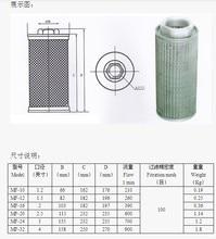 1.2inch  air filter for high pressure ring blower /vortex blower/air pump/vacuum pump
