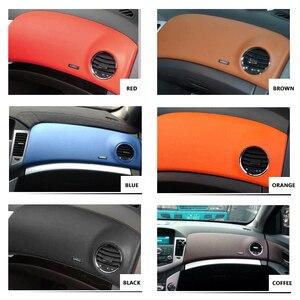 Image 5 - Für Chevrolet Classic Cruze 2009 2010 2011 2012 2013 2014 2015 Auto Tür Armlehne Panel/ Center Dashboard Mikrofaser Leder abdeckung