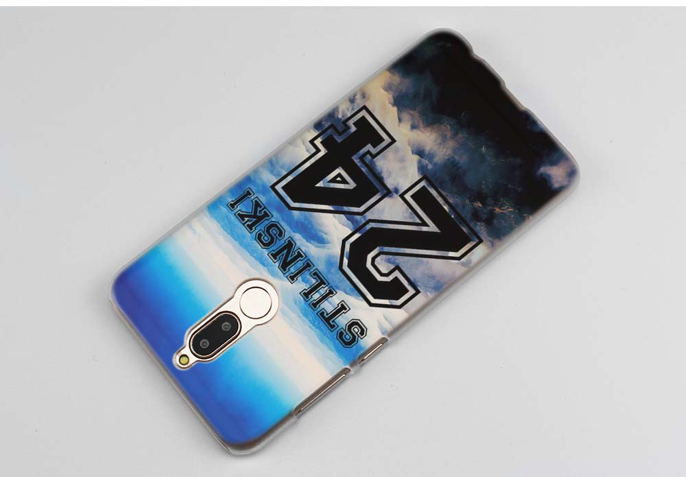 BINYEAE Teen Wolf Bromance Mieczyslaw Stiles Hard Clear Case Cover for Huawei Mate 10 P8 P9 Lite Y5 II Y6 Y3 2017 Mini Honor 9