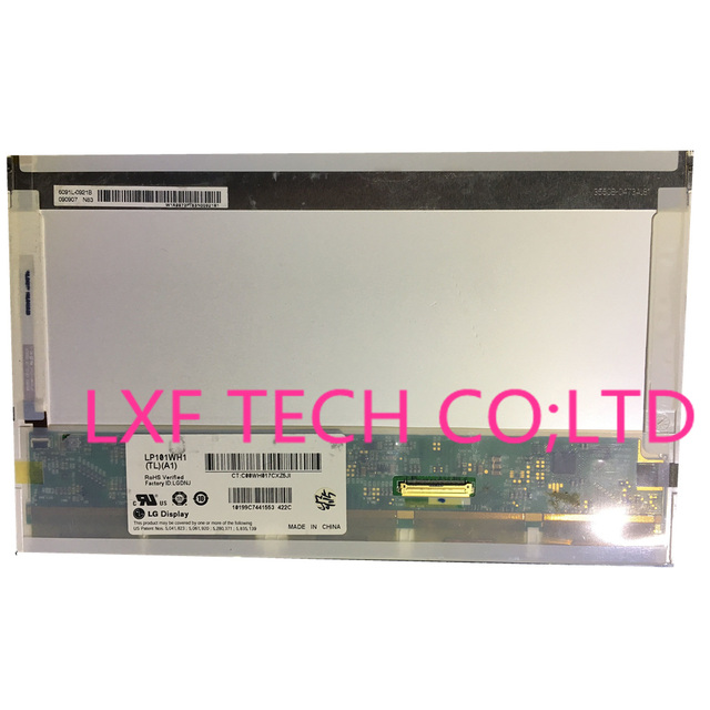 LP101WH1 TLA1 LP101WH1 TLB2 TLB4 CLAA101WA01A 1366 x 768 HD 10.1 LCD Display