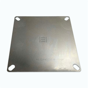 Image 4 - S9 ため Antminer 錫ツールため S9J ハッシュボード修理チッププレートホルダー錫 BM1387