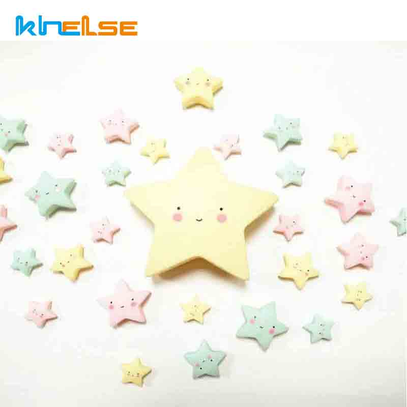 Creative Adurable Novelty Star Night Light Kids Bedsibe Led Lamp For Children Baby Birthday Christmas Toy Gift Home Decoration ice hockey creative christmas birthday dream master cartoon children boy gift led wall lamp 3d stick bedroom night light party