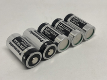 12pcs/lot New Panasonic CR123A CR 123A 3V 1400mAh Lithium Battery Non-rechargeable Camera Batteries