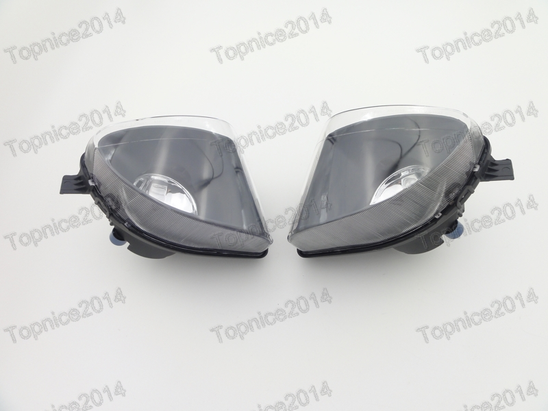 2Pcs Car styling Fog Lights fog lamps Left & Right Side For BMW 5-Series F10 F18 2010-2013 car styling left