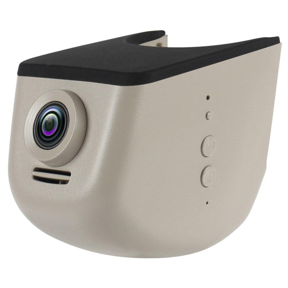 Car DVR Recorder for AUDI Old A6L A7 A8 Q3 Q5 Q7 Ambarella A7LA50 OV4689 Sensor