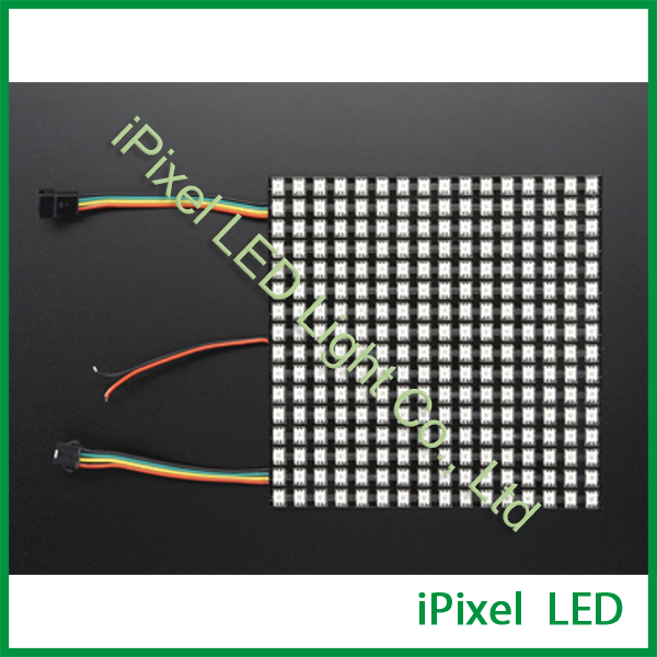 16x16pixel square apa102 led flexible matrix