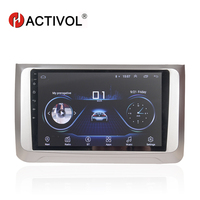 HACTIVOL 2 din android 8.1 car Radio stereo gps navi for Haval Hover Great Wall H6 Coupe 2015 2016 car dvd player gps navigation