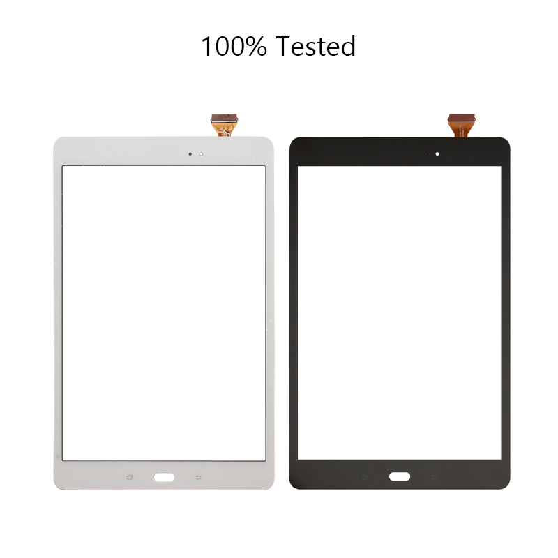 Black Touch Digitizer+LCD Screen Glass FOR Samsung Galaxy Tab A 9.7 SM-T550 T550