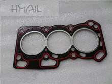 цена на CYLINDER  GASKET for chery QQ 372 engine CYLINDER HEAD for QQ SWEET 372-1003040