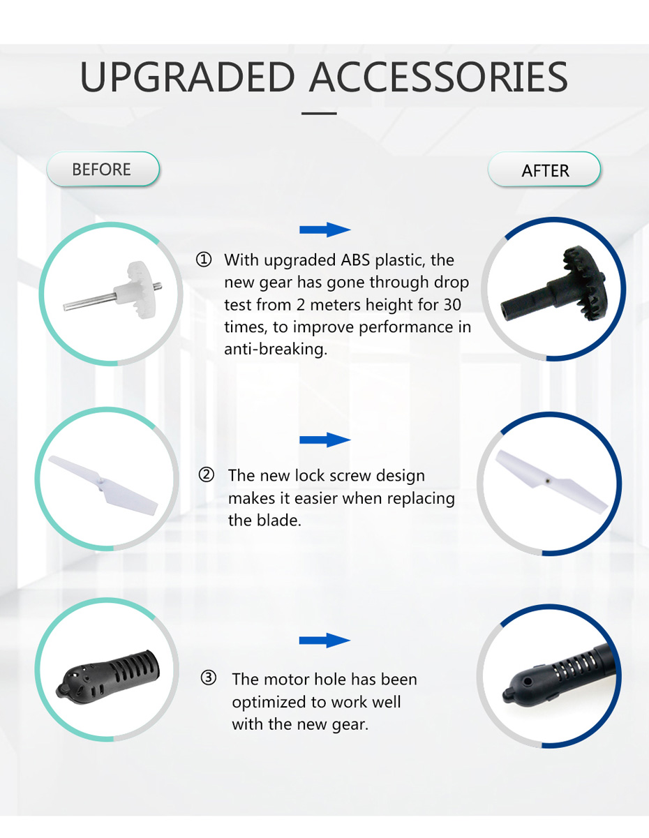 18 INKPOT Upgrade Rc Mini Foldable Drone H37 Baby Elfie Micro Drone With 7P Wifi FPV Camera Selfie Pocket APP Control Dron 24