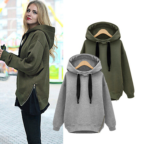 Sweatshirt Women 2014 New Autumn Winter Loose Casual Pullovers ...