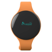 X8 Fashion Smart Watch for Ios Android Anti-lost OLED Pedometer Distance Health Sport Bracelet Casual Silicone Round Smartwatch