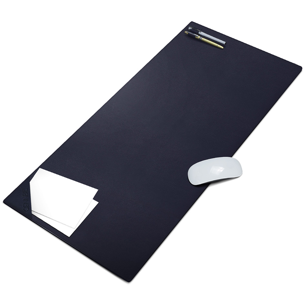 Cennbie Desk Pads Computer Artificial Leather Desk Mat