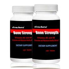 Витамин D3 5000IU K2 100mcg 120 шт. X2B в целом 240 шт. Поливитамины Bone прочность мульти витамины прочность общего состояния