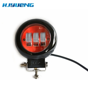 Image 3 - 2pcs LED Work Lamp 30W 12V 24V Led Car Spot Light For Lada Niva Toyota Motorcycle Tractor Auto Work LED Light Bar