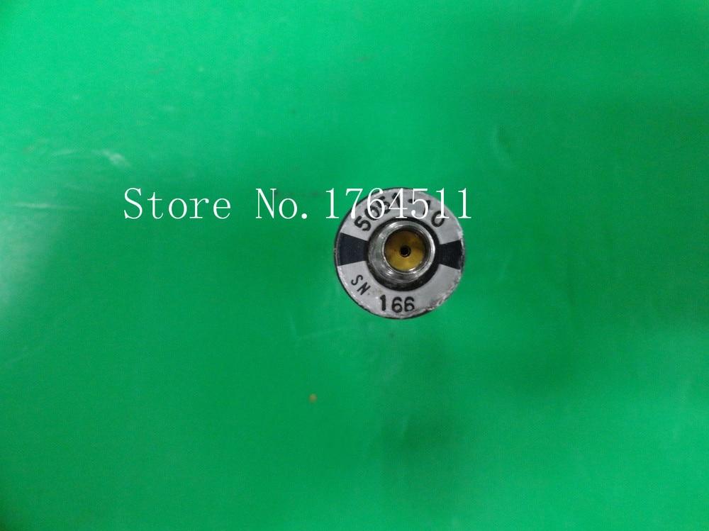 [BELLA] WEINSCHEL 5051-10 DC-18GHz Att:10dB P:10W N coaxial fixed attenuator[BELLA] WEINSCHEL 5051-10 DC-18GHz Att:10dB P:10W N coaxial fixed attenuator