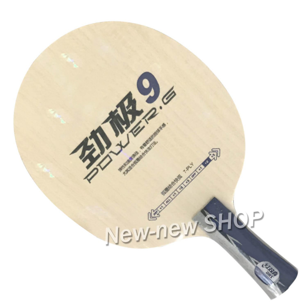 DHS POWER.G9 PG9 PG 9 PG-9 Table Tennis PingPong Blade
