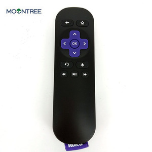 Remote Control for Roku TV set Media Player Box Remote Control Replacement ir for Roku 1 2 Lt Hd Xd Xs Xds for Roku 3