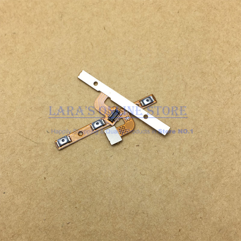 Original Tested Power On Off Swicth Volume Button Repair Flex Cable for Lenovo K80 Replacement High Quality Tested