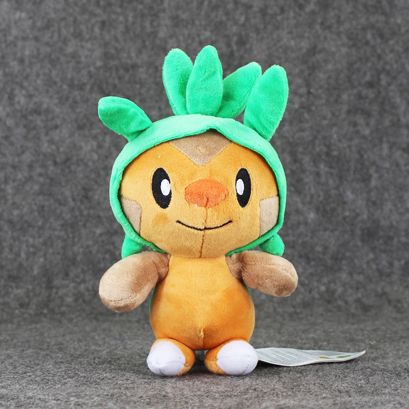 20cm Chespin Plush Toys Doll Cute Chespin Hot Game Plush Toy Soft Stuffed Toys Presents for Kids