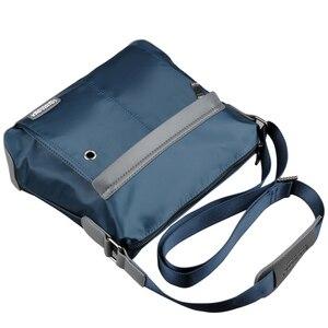 Image 5 - VORMOR Vintage torba męska torebka na ramię Crossbody torby męskie moda