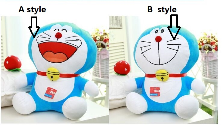 fillings toy , cute Doraemon doll plush toy throw pillow birthday gift h511