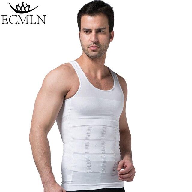 ae88829fe7 Men Slimming Underwear Body Shaper Waist Cincher Corset Men Shaper Vest  Body Slimming Tummy Belly Slim Body Shapewear
