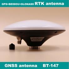 GNSS Antenna RTK CORS station GPS Glonass Beidou Survey antenna Geodetic,Navigation channel survey,Precision agriculture,BT-147 цена и фото