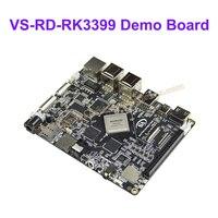 QV RD RK3399 Development Board 6 Core 64bit A72 ARM Android Ubuntu Development Board 4GB LPDDR3