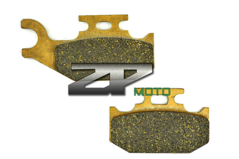 Brake Pads For SUZUKI ATV LT-A 750 XPZX9/XPZL3 King Quad 750 AXi Power Steering Limited 2009/2013 Front (Left) New High Quality