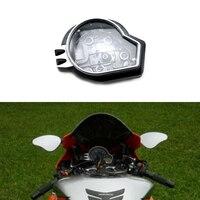 For Honda CBR CBR1000RR Fireblade 2008 2011 Motorcycle ABS Plastic Speedometer Case Tachometer Gauge Instrument Case Cover