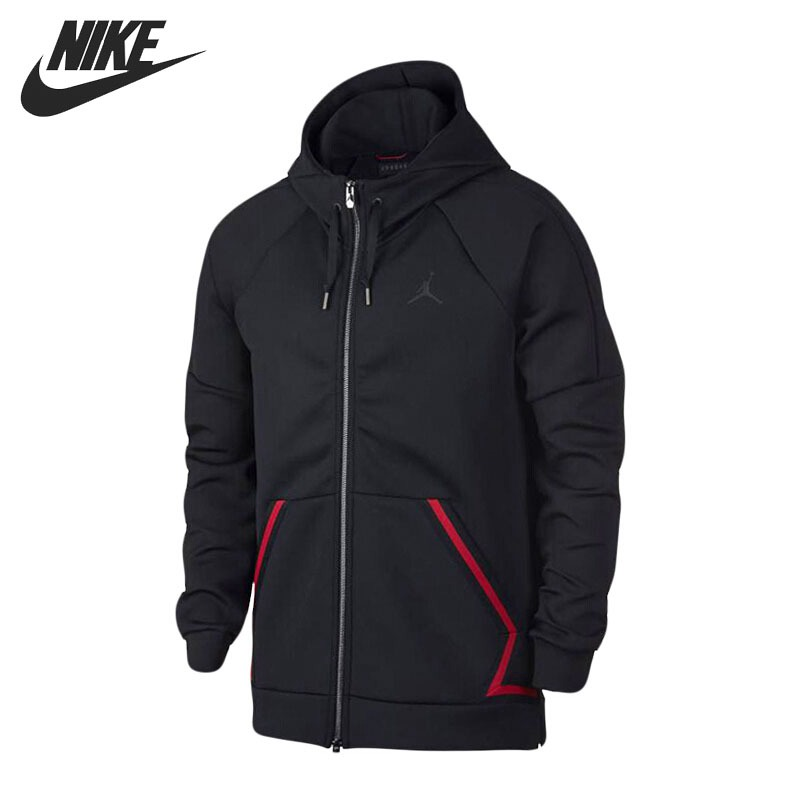 Original New Arrival 2018 NIKE FLIGHT TECH DIAMOND FZ Men's Jacket Hooded Sportswear original nike women s jacket hoodie sportswear