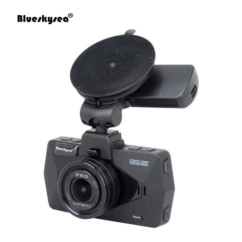 imágenes para A7810 Blackbox Ambarella A7LA70 Super HD 1296 P Del Coche DVR Carcam Registrador de GPS Opcional Filtro CPL