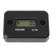 Hour Meter Generator Engine Digital LCD Counter For Car Motorcycle