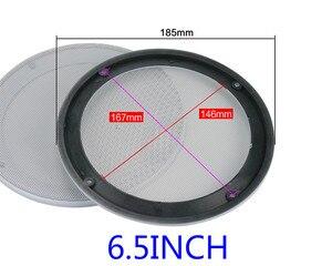 Image 5 - Ghxamp 5 Inch 6.5 Inch 8 Inch Loa Siêu Trầm Loa Nướng Lưới Tự Động Loa Trang Trí Bảo Vệ ABS Cao Cấp cấp Màu Trắng