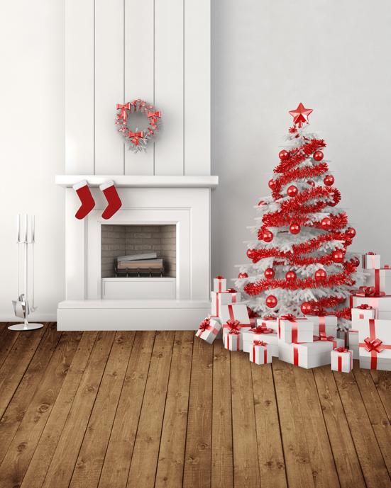 Wohnzimmer Weihnachtsbaum Geschenke 5x7ft Foto Hintergrund Fotostudio Requisiten Weihnachten Vinyl Kulisse Fr Die Fotografie