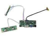 VGA DVI HDMI LCD Controller Board HDMI For M236H1 L01 23 6 Inch 1920x1080 LVDS 4CCFL