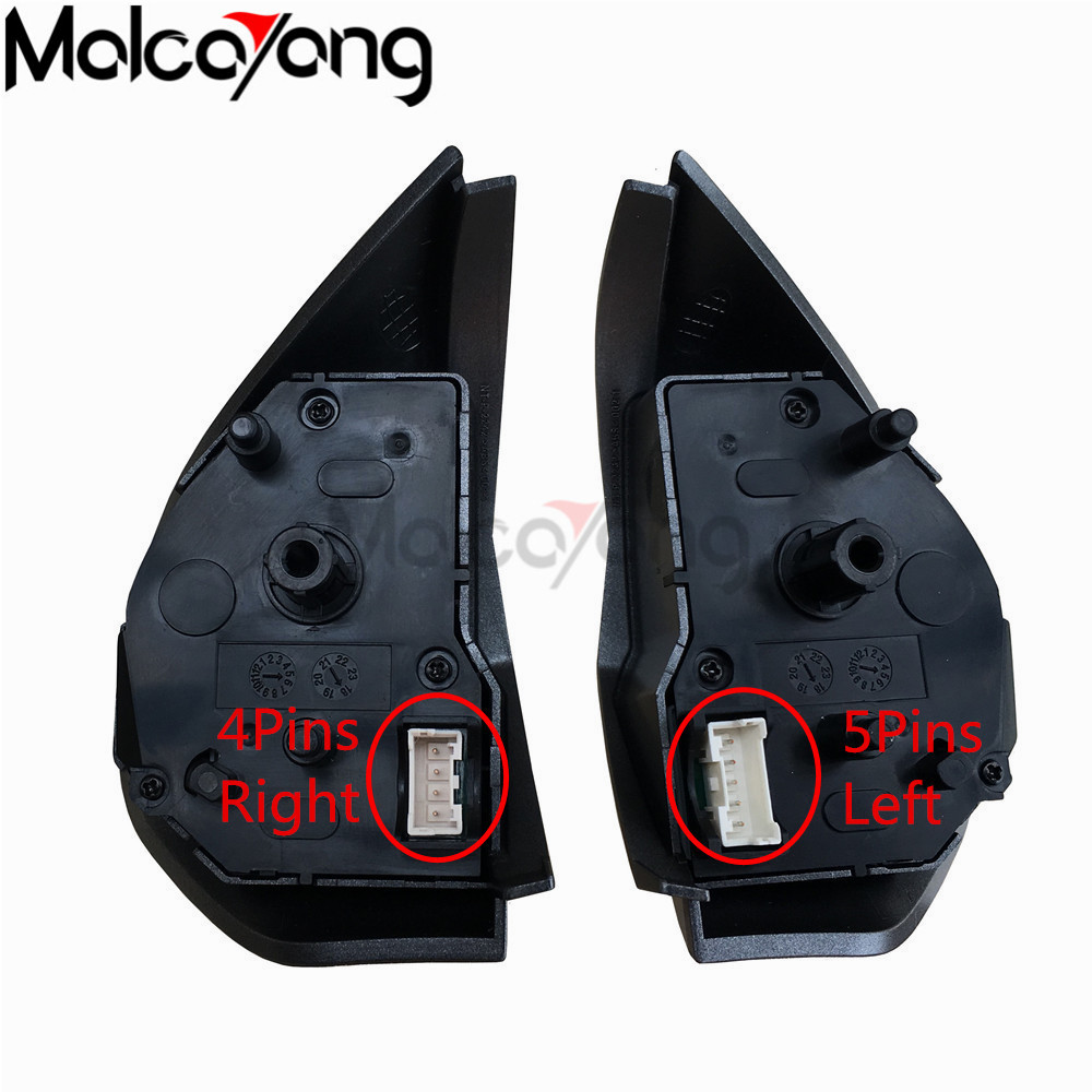 Image 4 - Multifunction Steering Wheel Button Cruise Control Switch For Mitsubishi ASX 2007 2012 Outlander Cruise Control Switch Button-in Car Switches & Relays from Automobiles & Motorcycles