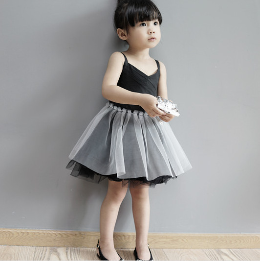 a8f42b10554f lolita dress little girls designer clothes Summer beach 2015 princess  costume fashion kids party wear