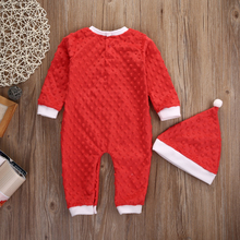 Christmas Newborn Baby Boys And Girls Clothes (0-24 Months old)